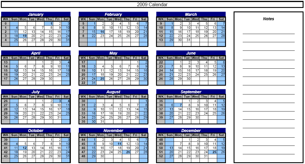 Officehelp Templates 00047 Calendar Templates 2014 With